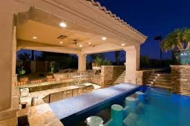 View Pool House Design Plans Here Designs Bar Cache 8965 Traintoball
