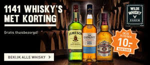 whisky aanbieding gall & gall