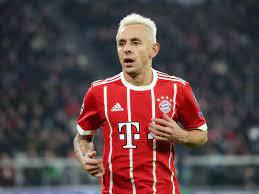 FC Bayern München: Unfall-Schock für Rafinha