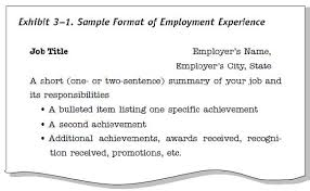 Resume Title Examples. Title Of Resume Good Resume Title Examples .