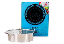 Bếp từ đơn Taka TKI1B - Bếp từ tiết kiệm điện năng
