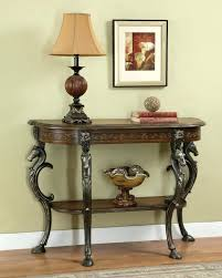 table for entryway. Entry Side Table Personable Sofa Lamps Us Front Foyer Ideas Decorate Small Lighting Paint Colors Hallway Decor Entryway With St Bench For W