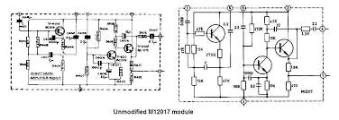 quad and quad  the m12017 amplifier block forms the operational amplifier in a typical unity gain baxandall tone control stage except for the fact that the final