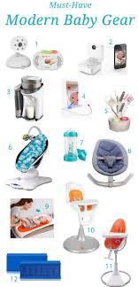 modern baby gear  gadgets