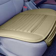 interior pu bamboo charcoal car seat