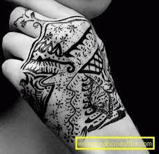 Tetování Na Zápěstí Vlastnosti Tetování Na Rukou A Výběr ženský