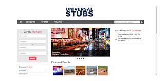 universalstubs code 2017 coupon