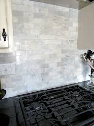 Marble Tile Backsplash Kitchen Kitchen Sneak Peek Our Fifth House
