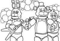 Five Nights At Freddys Paint Freddy Spel Online Game
