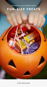 Calories In Halloween Candy Fun Size Treats Popsugar Fitness