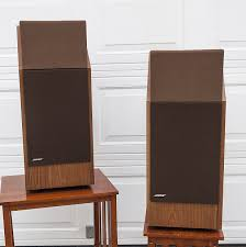 bose 701. vintage bose 601 series iii direct/reflecting 2-way tower stereo speakers 701