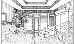 stunning interior design hand drawings ideas liltigertoo Home Devotee