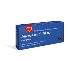 Купить <b>бисогамма 10мг n30</b> таб. покрытые пленочной оболочкой ...