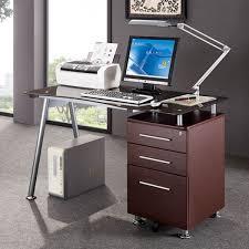 desk with locking file cabinet. Modern Design Office Locking File Cabinet Computer Desk On With Overstockcom