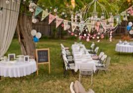 Outside Birthday Party Decoration Image Outdoor Birthday Party Ideas -  Decorating Of Party