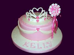 Princess Kellys Princess Cake A Simple Cake But One Of M Flickr