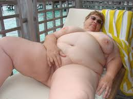 Fat old naked woman pics