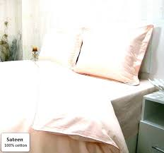 dusty pink duvet cover blush pink duvet cover dusty pink duvet cover awesome bedding info within