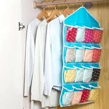 diy door hanger pocket over door hanging bag shoe rack hanger storage tidy organizer blue closet