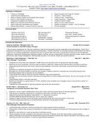 Resume Templates Patient Care Assistant Highlights Technicial Skills