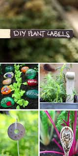 these diy plant markers are fun to make and will help keep your garden beds in order no matter what your style skill level or budget you will find the