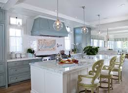 painted blue kitchen cabinets house: the kitchen cabinet color is custom blue with a glaze by phillips painting the kitchen