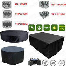 outdoor covers for garden furniture. WATERPROOF GARDEN PATIO FURNITURE SET COVER COVERS RATTAN TABLE CUBE OUTDOOR UK Outdoor Covers For Garden Furniture O