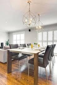 modern dining room chandeliers contemporary lighting 3 interior