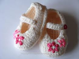 Free Crochet Patterns For Newborns Beauteous 48 Cutest Free Crochet Baby Bootie Patterns