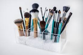 makeup brush holder beads. makeup brush holder beads
