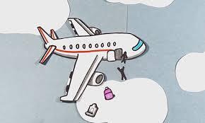Máy bay Mỹ nổ động cơ, hành khách bị hút ra ngoài - VnExpress