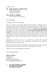 Heartfelt Resignation Letter Extraordinary Gallery Of Resignation Letter How To Write Resignation Letter To