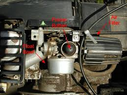 how to fix a lawn mower that won t start dengarden carburetor on a tecumseh 5 hp engine