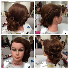 Pin Curl Hair Style curly side pin up hairstyles low side updo braid to pin curl 2458 by stevesalt.us