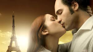 Couple Kissing Wallpaper ...