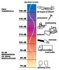 Osha Noise Exposure Chart Buy Quiet Program Can Prevent Hearing Loss Creative Safety