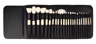 coastal scents brushes. coastal scents elite brush set 24 pc brushes l