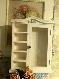 wall mounted china cabinet small wall mount curio cabinet w glass door 5 shelves style wall mounted display cabinet ikea