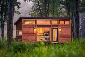 where to park a tiny house. How A Talented Architect Makes An RV Look Like Charming Cabin In The Woods, Where Kelly Davis Looked At Rulebook For Park Model Homes To Tiny House W