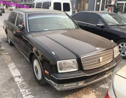 Spotted In China: G50 Toyota Century V12 In Black, RHD ...