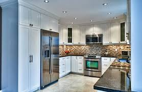 Contemporary U Shaped Kitchen Designs Home Design Lover