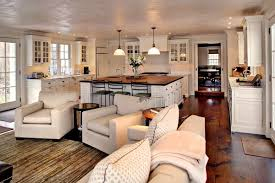 Awesome Graceful South Africa Farmhouse Open Living Space Interior - Country house interior design ideas