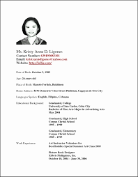 10 Resume Examples For Ojt Students Besttemplates