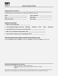 Employee Grievance Form Learn The Truth About Form And Resume Template Ideas