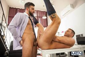 Office gay sex porn