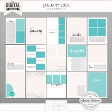 Website Storyboard Template Awesome 15 Best Scrapbooking 6 X 8 Pages ...