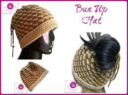 Crochet Bun Hat Free Pattern New Bun Up Hat Free Crochet Pattern