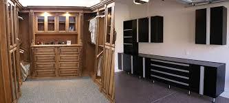 closets garages custom wall units in las vegas