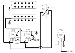 two humbucker wiring diagram wiring diagram and schematic design seymour duncan wiring diagrams humbucker guitar diagram 2