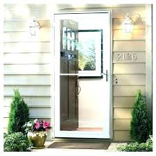 larson screen door installation storm door installation storm door glass installation storm doors installation medium size
